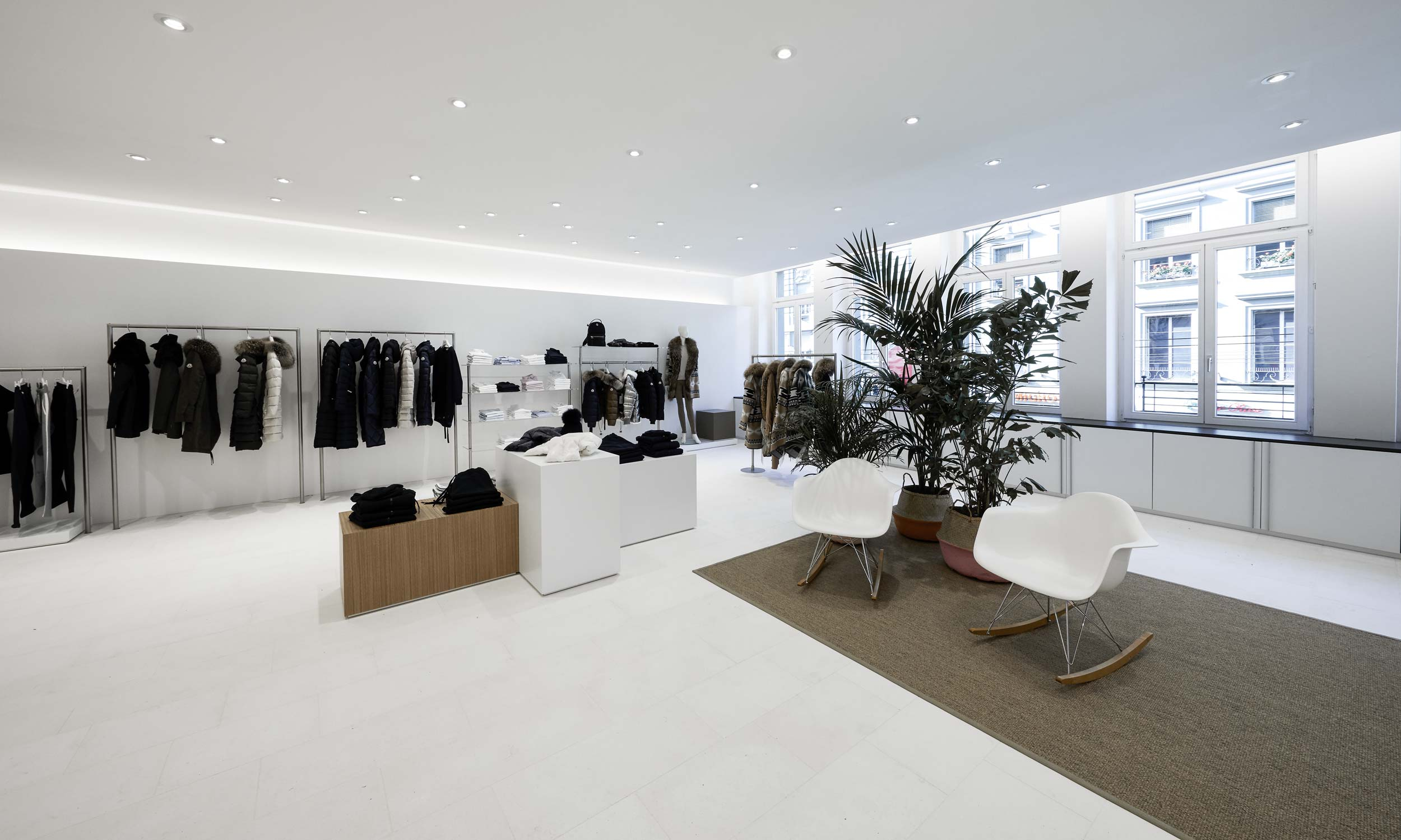 ASP Architekten AG Bern Ciolina Store Bern
