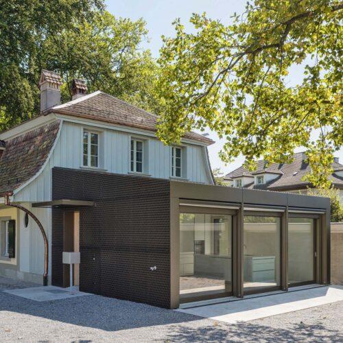 ASP Architekten AG Bern Laubeggstrasse 34 Bern