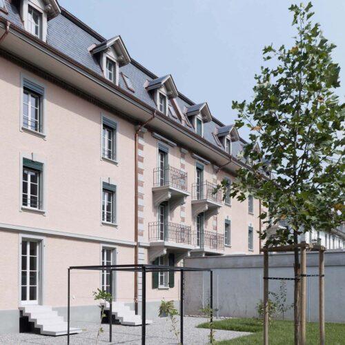 ASP Architekten AG Bern Mattenhofstrasse 33-35 Bern
