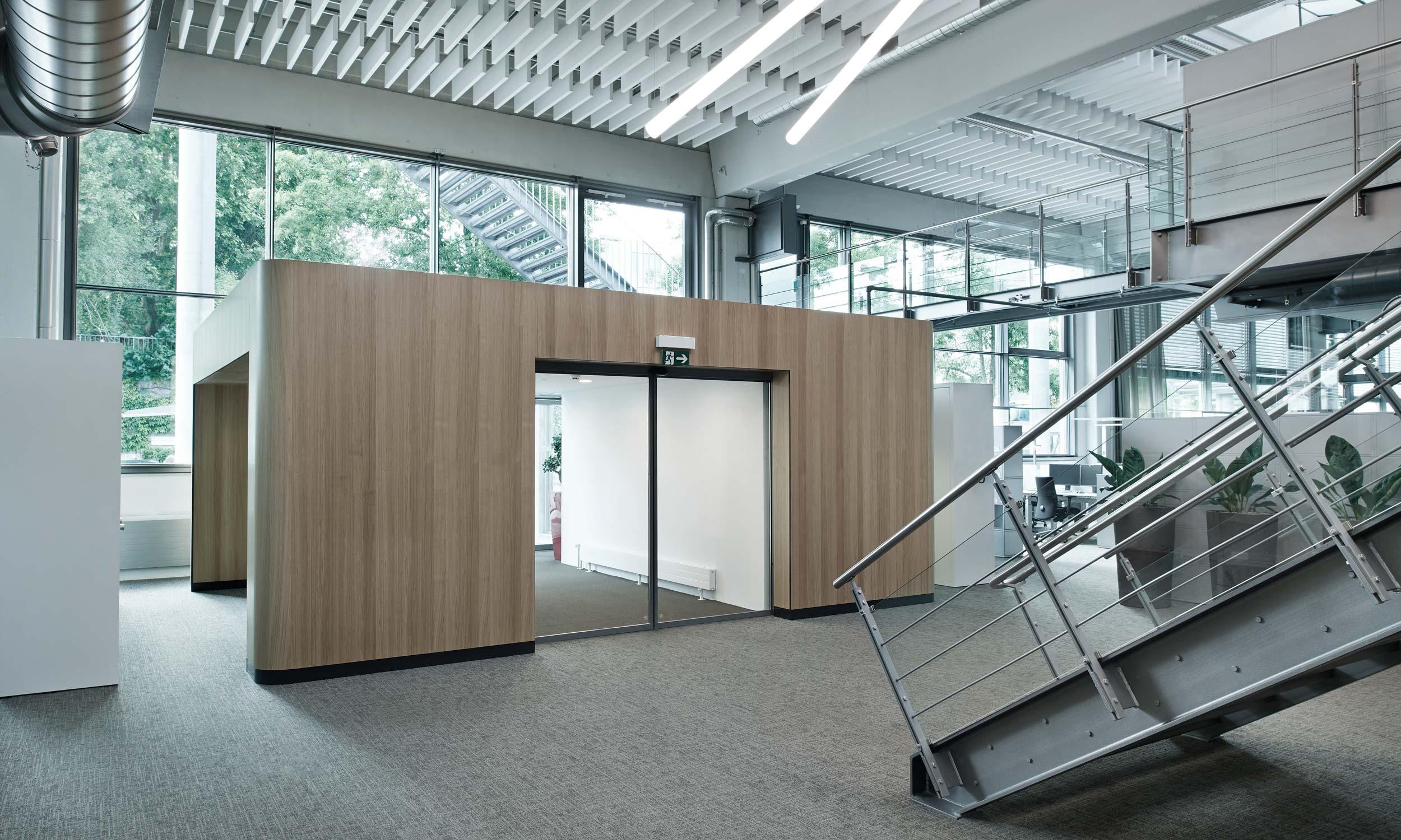 ASP Architekten AG Bern SBB Wylerpark Bern