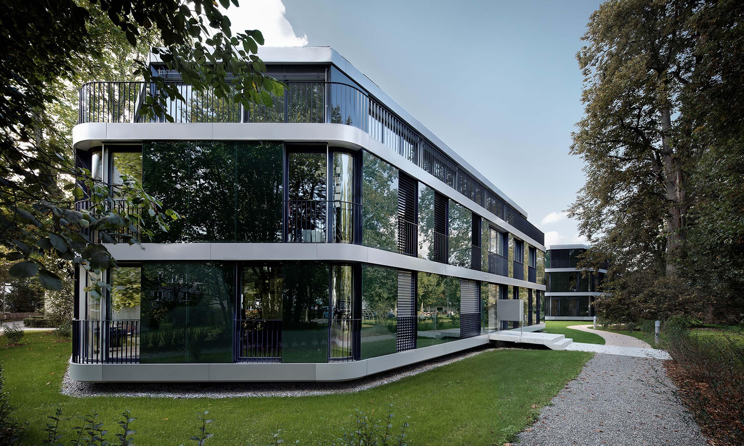 ASP Architekten AG Bern Wohnüberbauung Sempachpark Bern